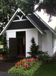 Burnaby Village Museum Chapel
