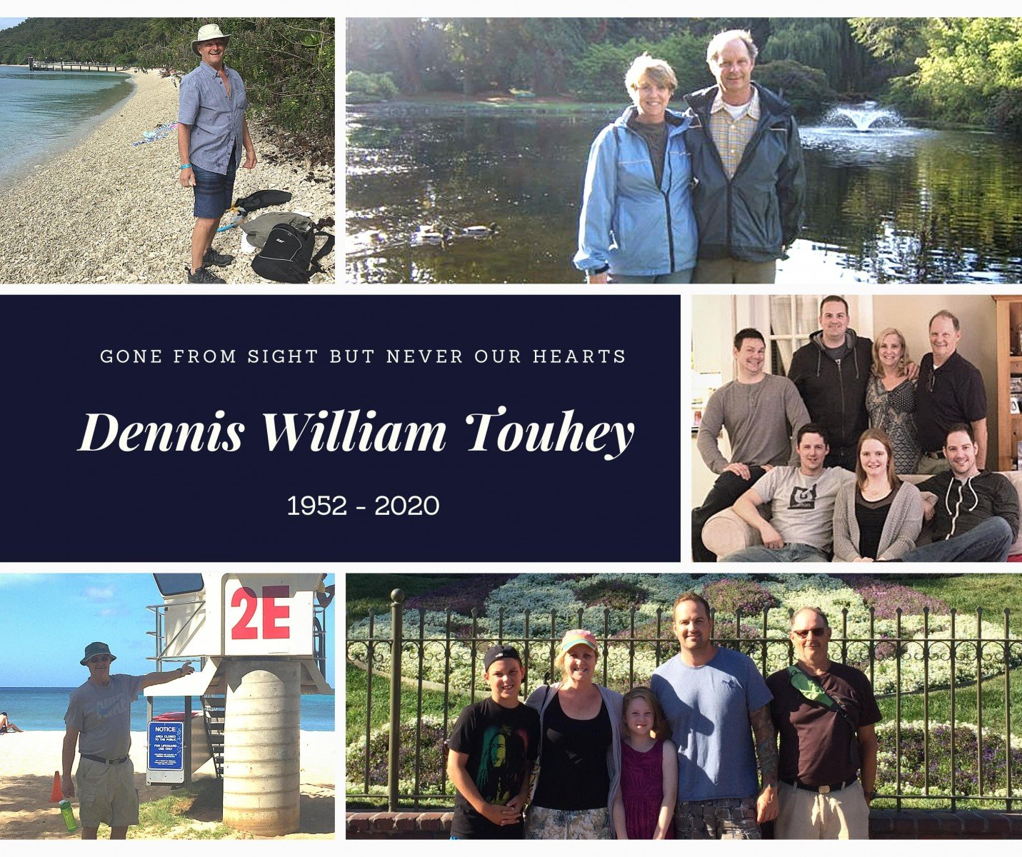 Touhey , Dennis William