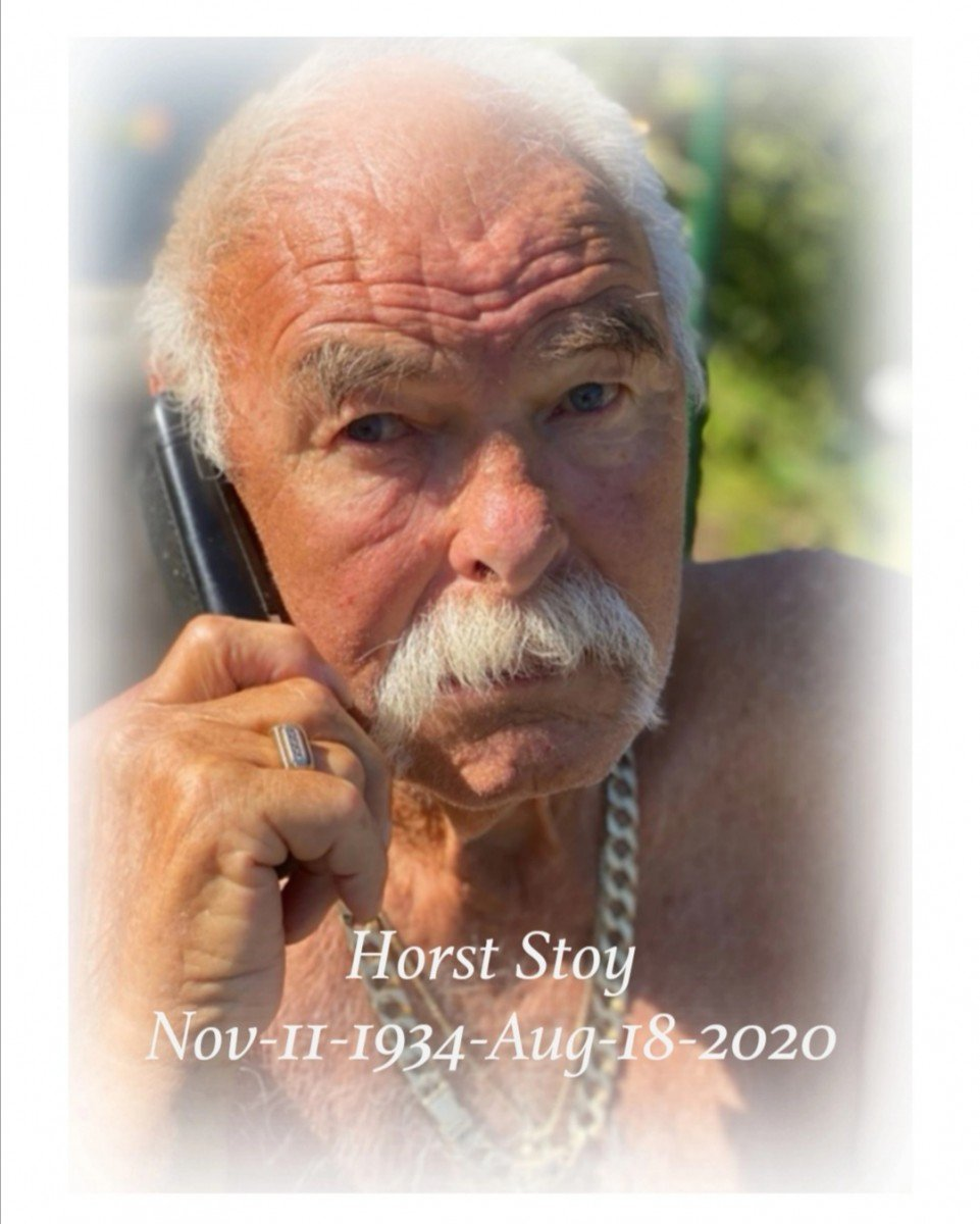 "Stoy, Horst ""Harry"" Gunther"